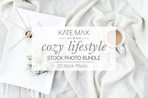 Cozy Lifestyle Stock Photo Bundle