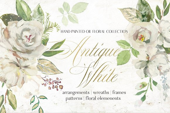 Watercolor Floral Bundle-95% off in Illustrations - product preview 19