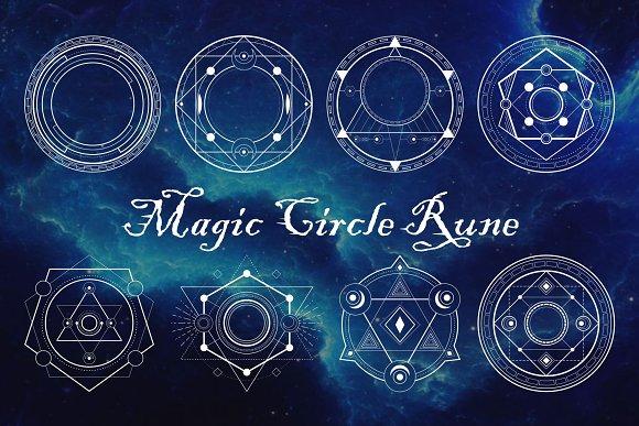 Magic Circle Rune