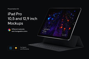 iPad Pro Mockups | Presentation Kit
