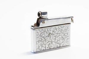 Ancient metal lighter