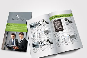 Product Bifold Business Brochure