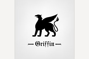 Vector Griffin Icon