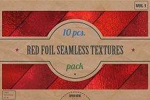 Red Foil HD Textures Pack v.1