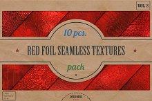 Red Foil HD Textures Pack v.2