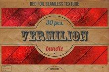 Red Foil HD Textures XL Bundle