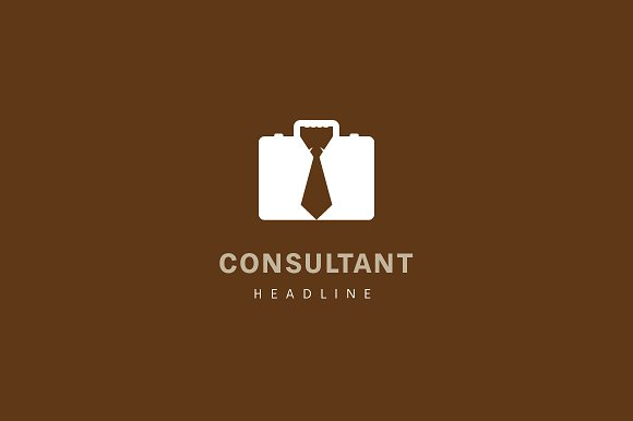 Consultant logo.