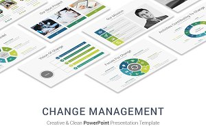 Change Management PowerPoint Designs