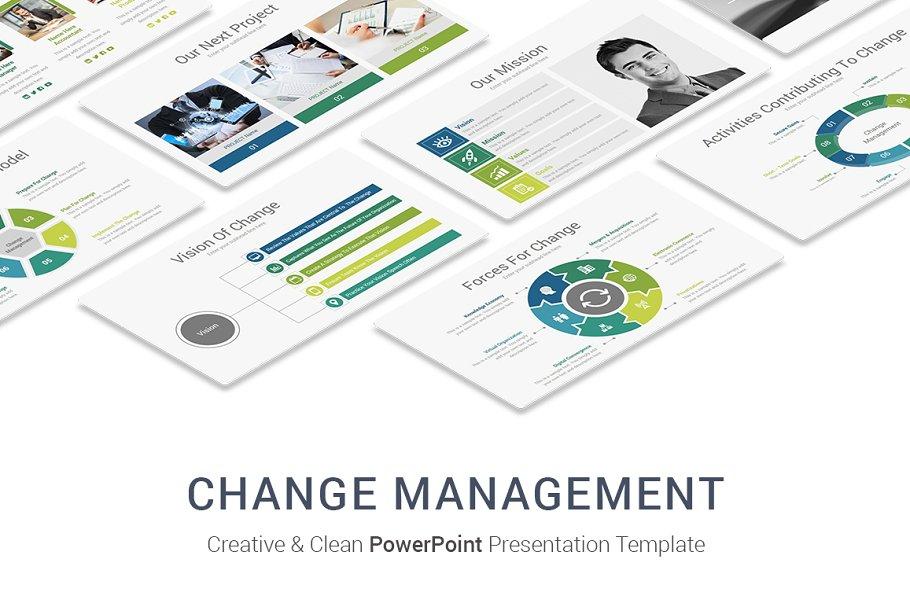 Change Management Powerpoint Designs Powerpoint Templates