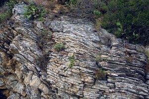 stone rock in Montenegro