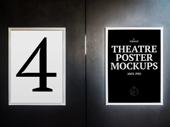 Download Theatre Poster Mock-Ups