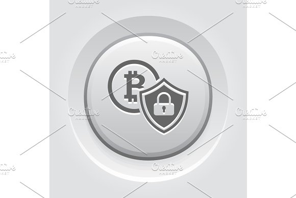Cryptocurrency Security Icon