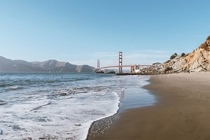 Golden Gate Beach, San Francisco