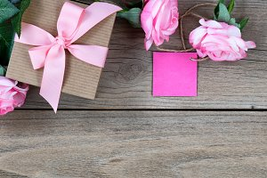 Pink Gifts for Mothers Day