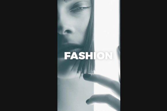 Fashion Opener Vertical