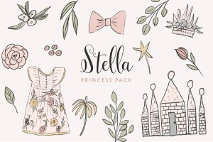 Stella Princess Pack
