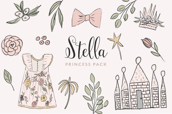 Stella Princess Pack