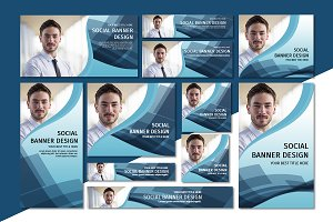 Social Media Banners Pack