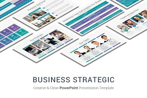Business Strategic PowerPoint Design