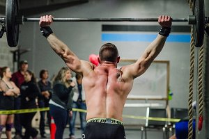 Crossfit Barbell Lift - Full Color