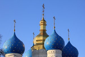 Domes of the Orthodox Church