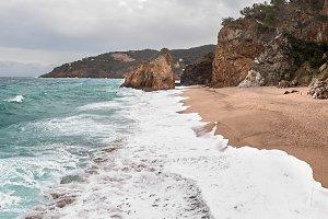Beach in Costa Brava