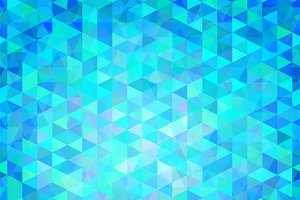 Vector polygon style background