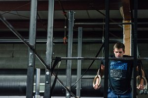 Crossfit Muscle-Up's 1