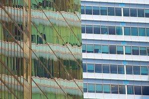 Modern busines architecture