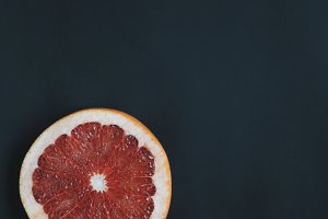 Slice fruits wallpaper
