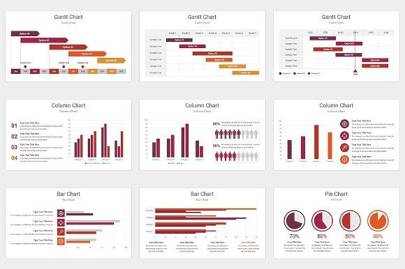 varied google slides template presentation templates creative market