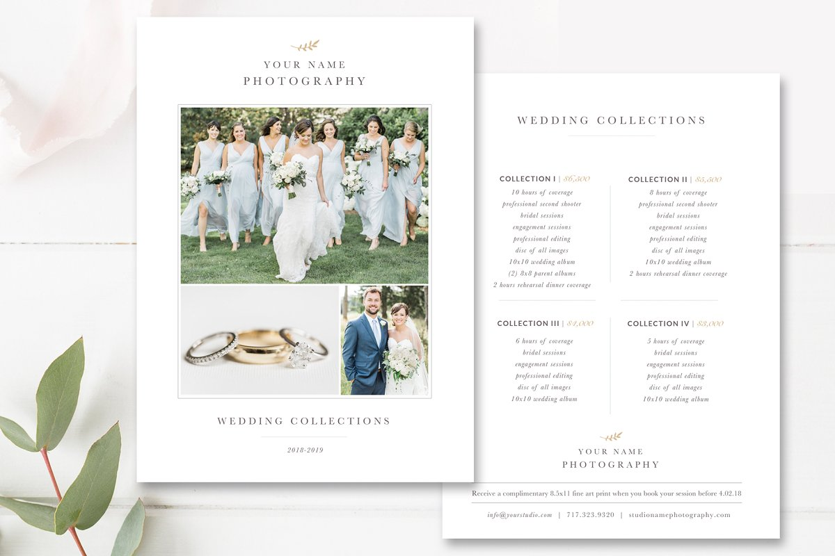Wedding Photography Pricing.7x5 Photographer Pricing Guide
