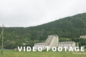 Hotel in Borjomi city - Georgia