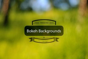 15 Spring Bokeh Backgrounds