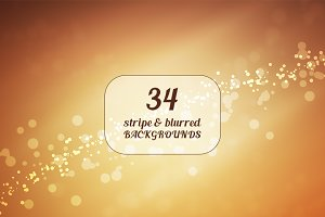34 Particle & Stripe Backgrounds