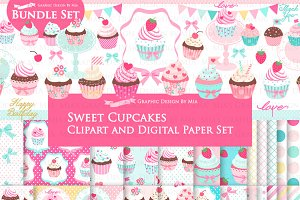 Sweet Cupcakes, Cupcake Digital