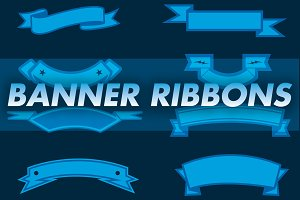 8 Banners and Ribbons