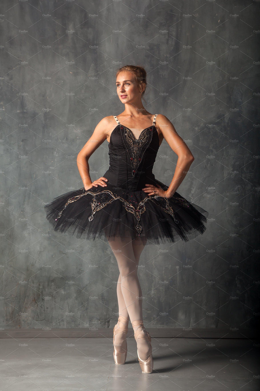 Young Beautiful Ballerina High Quality Arts Entertainment Stock Photos Creative Market