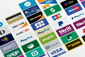 54 Credit Card Icons