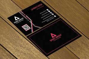 CT088 Corporate business card