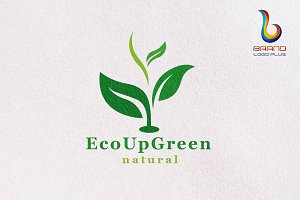 Natural Logo Design Templates