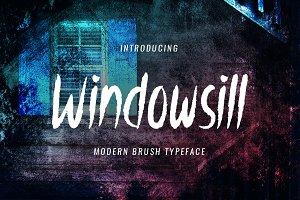 Windowsill Typeface