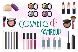 Cosmetics & Makeup Collection