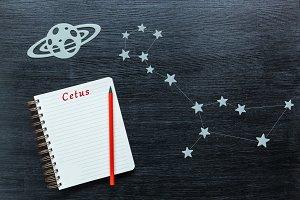 Constellations Cetus