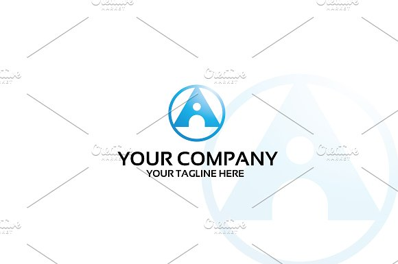 Your company – Logo Template in Logo Templates