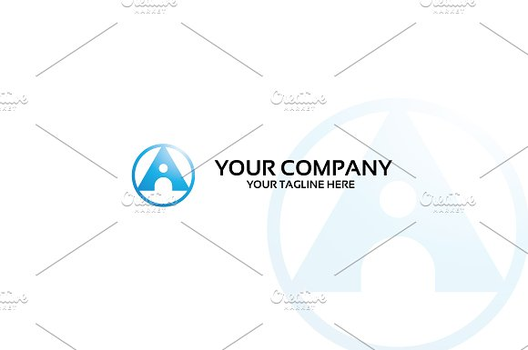 Your company – Logo Template in Logo Templates - product preview 1