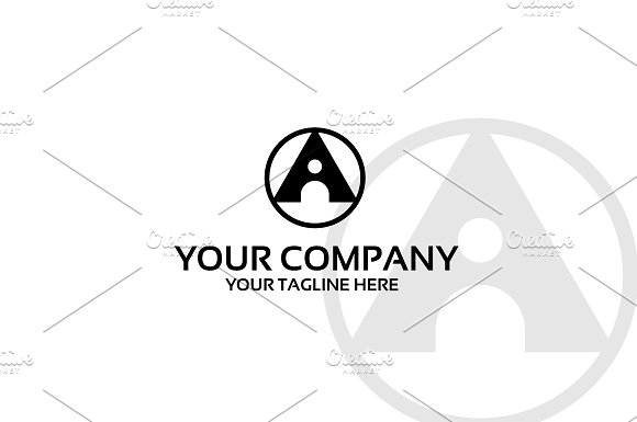Your company – Logo Template in Logo Templates - product preview 2