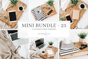 Cozy Farmhouse Mini Photo Bundle 21