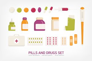 Pills and drugs
