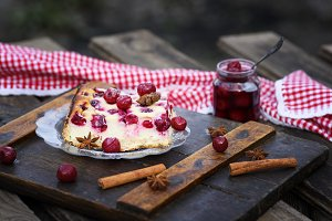 cottage cheese cake